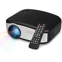 Vedio Projector, 1000 Lumens LED/LCD Portable Support V