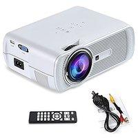 Yuntab Portable Video Mini Projector BL80 1200 Lumens 4