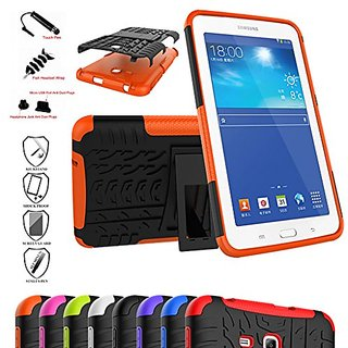 Mama Mouth Shockproof Heavy Duty Combo Hybrid Rugged Dual Layer Grip Cover with .
