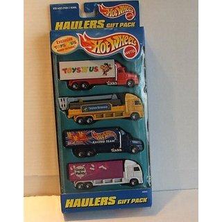 Buy 1997 Hot Wheels Toys R Us Exclusive Haulers Gift Pack Mib Online