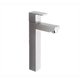 Dooa Hi-Neck Deck Mounted Basin Faucet (Long Pillar Cock) Razor