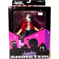 Hoodz Signstein Limited edition action figure by Mezco