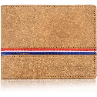 Laurels Raven III Tan Color MenS Wallet (Lw-Rvn-III-0610)