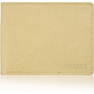 Laurels Urban II Cream Color MenS Wallet (Lw-Urb-II-01)