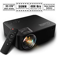 Projector, GooBang Doo T20 Portable Mini Home Theater V