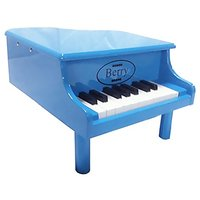 Berry Toys 18-Key Baby/Toddler Little Grand Piano, Blue