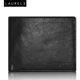Laurels Aspire Tan Color MenS Leather Wallet (LW-Asp-02)