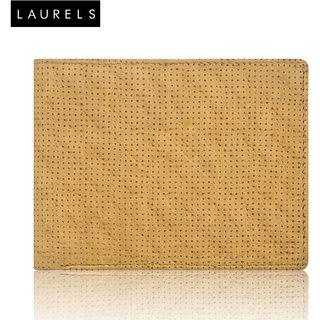 Laurels Dexter Tan Color MenS Wallet (LW-DXTR-06)