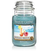 Yankee Candle Company Bahama Breeze Large Jar Candle