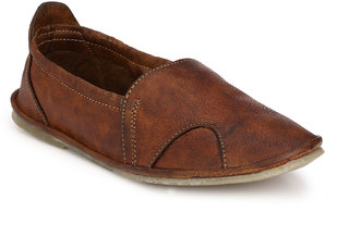 Eego Italy Men'S Brown Loafers