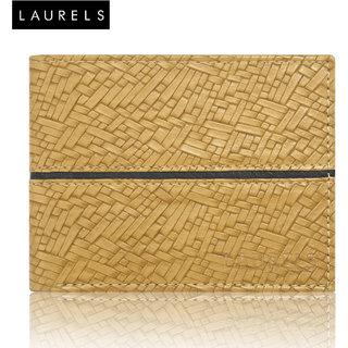 Laurels Titan Tan Color MenS Wallet (LW-TT-0602)