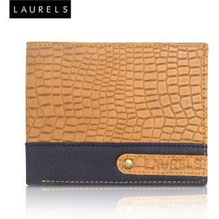 Laurels Ranger Tan Color MenS Wallet (Lw-Rgr-0603)