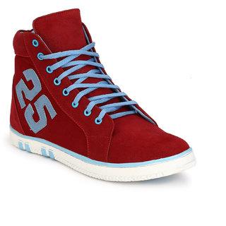 Eego Italy Men'S Red Sneakers