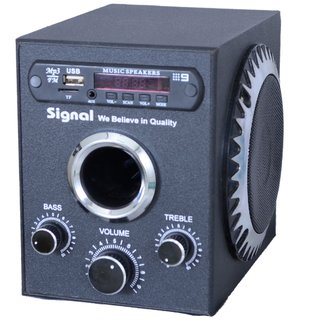 Palco signal speaker system