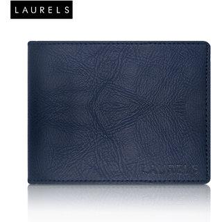 Laurels Urbane Blue Color MenS Wallet (Lw-Urb-03)