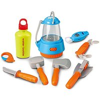 Berry Toys Little Explorer Essential Camping Play Set (