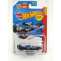 2015 Hot Wheels HW Race HW Race Team Winning Formula #1