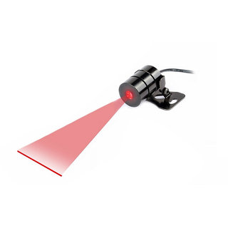 A2D Anti Collision Line Of Safety Rear Laser Car Fog Light RED-Skoda Rapid