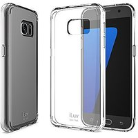 iLuv Samsung Galaxy S 7 Vyneer Protection Case - CLEAR