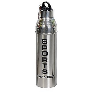 Kudos Steel Ace Insulated Bottle 1000 with sipper cap. (Hot and Cold 1000 ML)