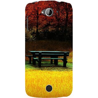 High Quality Printed Designer Back Cover Compatible For Acer Z530