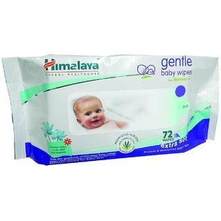 Himalaya Baby Wipes 72s