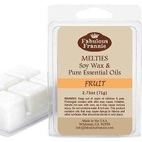 Fruit 2.5oz Of 100% Natural Soy Candle Meltie/Tart/Melt