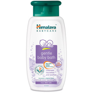Himalaya Gentle Baby Bath 400 ml