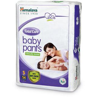 Himalaya Total Care Baby Diaper Pants 54's (Small)