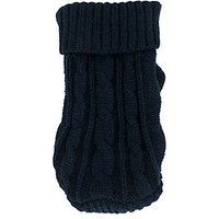 Generic Pet Dog Puppy Warm Winter Knitted Sweater Appar