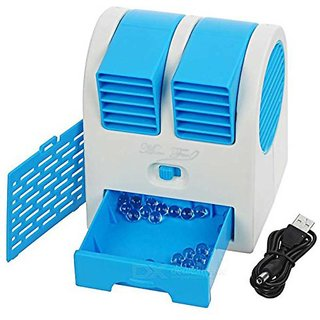 shopeleven mini usb air conditioner cooling fan cooling. Black Bedroom Furniture Sets. Home Design Ideas