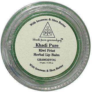 Khadi Pure Herbal Kiwi Lip Balm - 10g