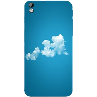 High Quality Printed Designer Back Cover Compatible For HTC Desire 816