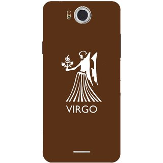 High Quality Printed Designer Back Cover Compatible For Infocus M530
