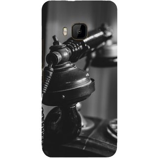High Quality Printed Designer Back Cover Compatible For HTC One M9