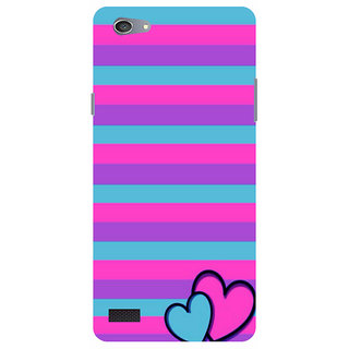 PREMIUM QUALITY PRINTED BACK CASE COVER FOR OPPO NEO7 (A33F) DESIGN ALPHA 1027