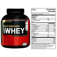ON(Optimum Nutrition) Gold Standard 100 Whey Protein 5L