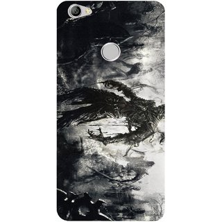 High Quality Printed Designer Back Cover Compatible For Letv Le 1S