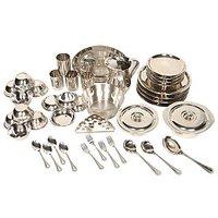 41 Pcs Stainless Steel Dinner Set - 4751