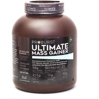 Proburst Ultimate Mass Gainer  3 Kg (9 Servings) Chocol