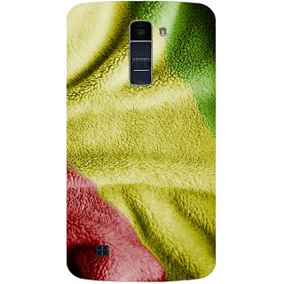 High Quality Printed Designer Back Cover Compatible For Lg K7