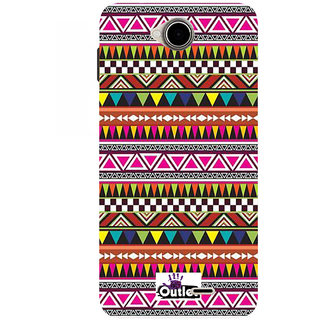 HIGH QUALITY PRINTED BACK CASE COVER FOR MICROMAX CANVAS JUICE4 Q382  DESIGN ALPHA108