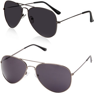 Aoito Fabulous Aviator Sunglasses & Aoito Trendy Aviator Sunglasses. - 4831758