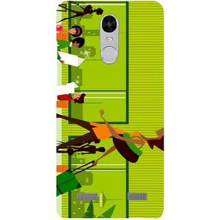 High Quality Printed Designer Back Cover Compatible For Lenovo K6 Power
