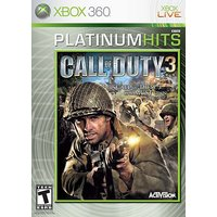 Call Of Duty 3 Platinum Hits -Xbox 360