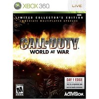 Call Of Duty World At War Collector's Edition - Xbox 36