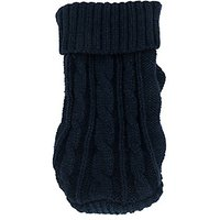 Generic Pet Dog Puppy Warm Winter Knitted Sweater Appar