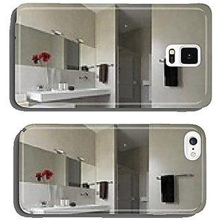 Value 4 Box Doccia.Bagno Moderno Con Vasca E Box Doccia In Muratura Cell Phone Cover Case Samsung S5