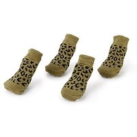 Generic Leopard Print Pattern Pet Dog Puppy Cat Non-sli