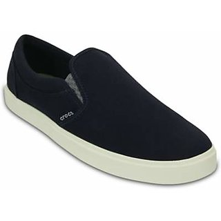 Crocs Women's Blue Sneakers